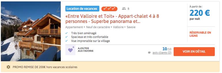 Entre Valloire et Toit